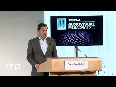Vortrag: Veränderte Mediennutzung - neue Bundesliga-Angebote