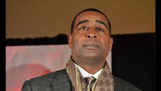 Cris Carter can't come on Fox Studio lots