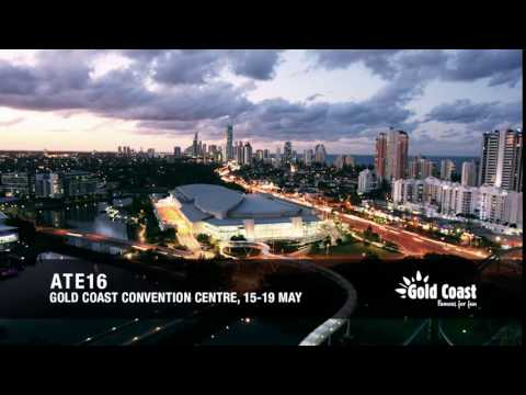 Welcome to Australia's Gold Coast for ATE16