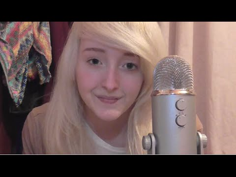 Unintelligible Whispers & Ear-to-Ear Lip Smacking - ASMR
