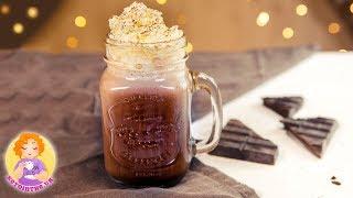 HOT CHOCOLATE Keto Recipe ☕ 3 Ingredients BulletProof Cocoa (94% FAT BOMB)