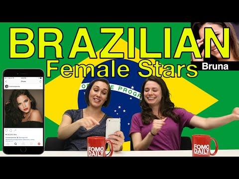 Like, DM, Unfollow: Brazilian Female Stars