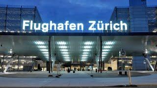 LIVE ATC ( Main Tower) Runway view | LSZH (Zürich Airport) | Live Stream 2