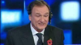 Phil Thompson Reacts to Tottenham's equaliser