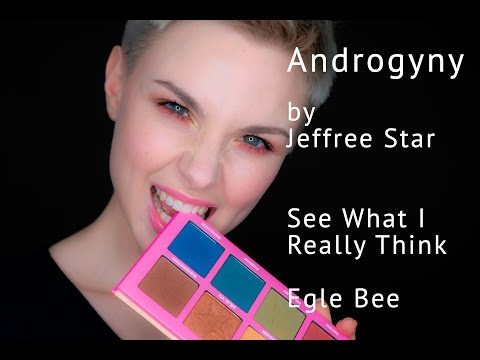 Egle Bee Reviews Androgyny from Jeffree Star