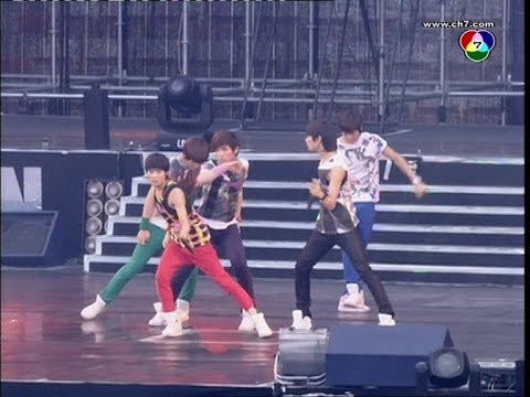 SHINee cut @ SMTOWN Live in Bangkok 2008