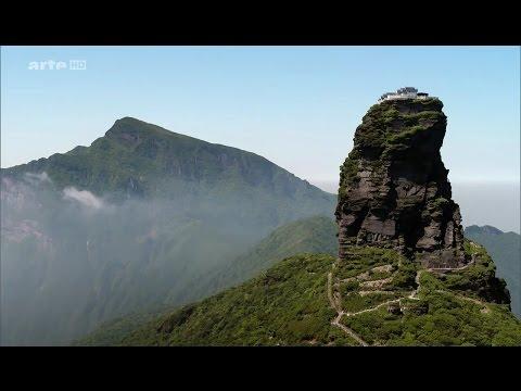 Les montagnes sauvages de Chine
