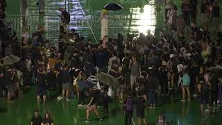 Live Now | Protesters march from Victoria Park to Chater Garden in HK |