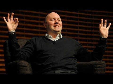 Marc Andreessen on Big Breakthrough Ideas and Courageous Enttrepreneurs