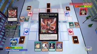 Yu-Gi-Oh! Legacy of The Duelist 1.01 - New Cyber Dragon Infinity Deck In Action