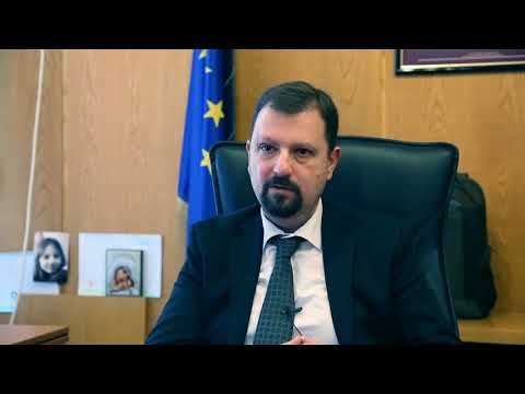 Βασίλης Μαγκλάρας, γενικός γραμματέας Τηλεπικοινωνιών και Ταχυδρομείων (full)