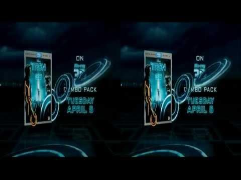 Tron Legacy 3D Trailer