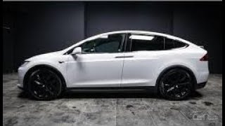 2019 Tesla Model X 100D BRAND NEW Highlights and Review