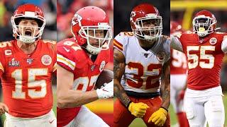 Kansas City Chiefs | 2019-20 Season Highlights ᴴᴰ