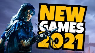 Top 20 NEW Games Still Coming In 2021!