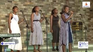 "KIDS MUSIC TALENT  First edition  Heroes Group ""Muri wewe"" (BURUNDIGotTalent)"