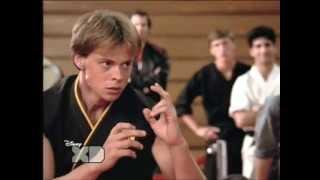 Karate Kid 1: Escenas de Pelea