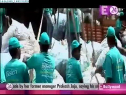 Bisleri breaks the Guinness World Record