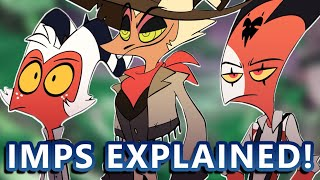 Everything We Know About Imps So Far: Hazbin Hotel & Helluva Boss Explained!