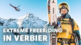 Facing One Of The World's Scariest Mountains | Freeride World Tour 2019