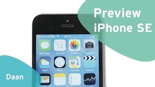 Apple iPhone SE preview (Dutch)
