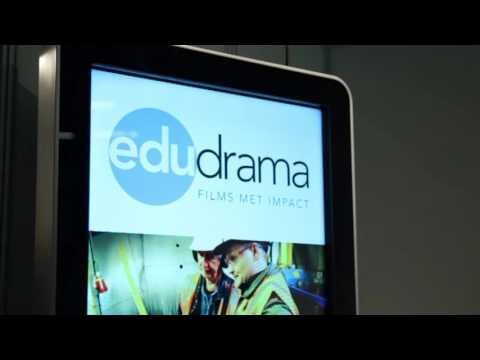 Edudrama bij Safety&Health@Work in Ahoy