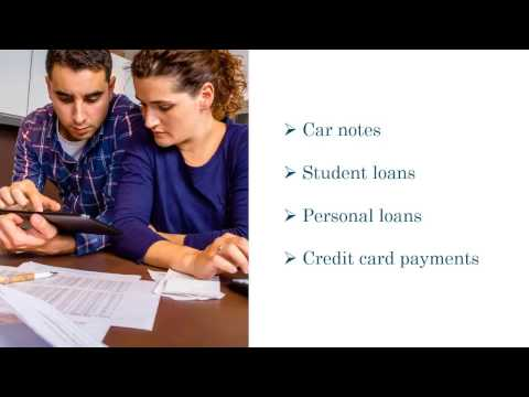 How to Determine Your Debt to Income Ratio