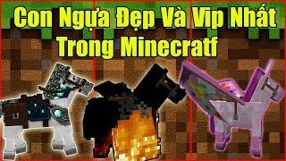 Nếu Noob Sở Hữu Con Ngựa Đẹp Nhất Trong Minecraft ** Đám Cưới Noob Và Công Chúa