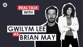 Real Talk mit Gwilym Lee (als Brian May) | Bohemian Rhapsody