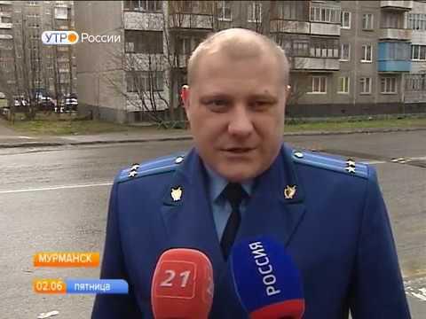 Прокуратура Первомайского округа проверяет выполнение законодательства по безопасности дорожного движения