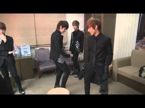 120314 BOYFRIEND - NINE ENTERTAIN AWARDS 2012