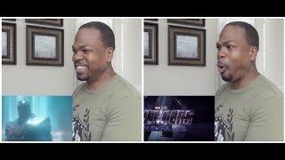 Marvel Studios' Avengers: Endgame | Special Look - REACTION!!!