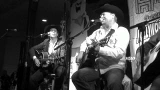 Throwback Thursday Tracy Lawrence and Clay Walker  14 Carat Mind