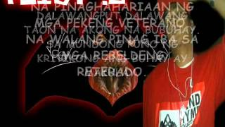 BATHALA - Pamilya Bagsik Ft Flict G. (Blind Rhyme Productions . Norstogten Rec)