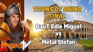 TiTans of Arina Grand FINAL (we just won the tournament)
