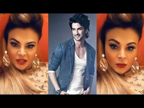 Rakhi Sawant: Sushant told me in a dream that he will reincarnate as my son