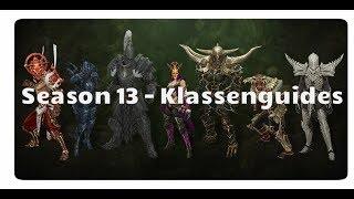 Diablo 3: Die Besten Klassen für Season 13 (Patch 2.6.1, Meta)