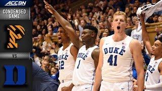 Princeton vs. Duke Condensed Game   2018-19 ACC Basketball