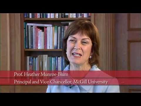 The Power Of Partnerships - McGill and Hebrew U