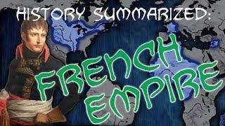 History Summarized: French Empire (Ft. Armchair Historian!)