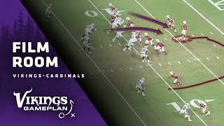 Film Room: What To Expect From Kyler Murray This Saturday? | Minnesota Vikings