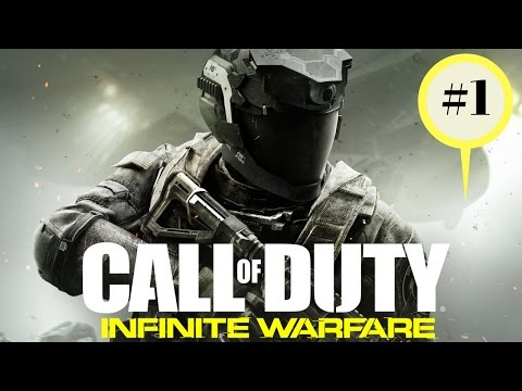 Call of Duty: Infinite Warfare Gameplay - Part 1: Rising Threat