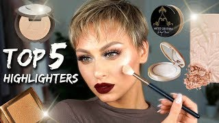 Top 5 Best Highlighter of ALL Time | Alexandra Anele