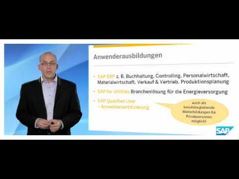 alfatraining ist SAP Bildungspartner