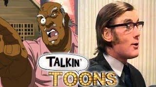 The Boondocks Takes on Monty Python (Talkin' Toons w/ Rob Paulsen)