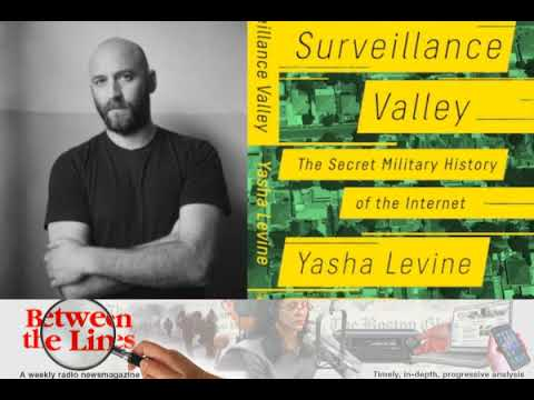 Between the Lines: Interview with Yasha Levine on Cambridge Analytica
