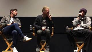 大娛樂家 The Greatest Showman Q&A with 導演 Michael Gracey and Songwriters BENJ PASEK & JUSTIN PAUL 2/6/18