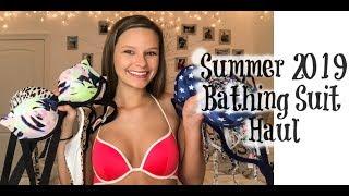 Summer 2019 Bathing Suit Haul