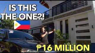 16 MILLION FILIPINO HOUSE! Is this the ONE? Finding House in the PH🇵🇭