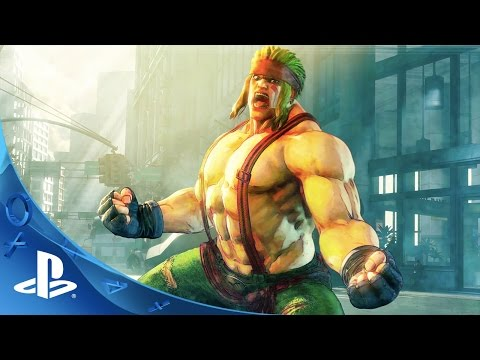 STREET FIGHTER® V Trailer